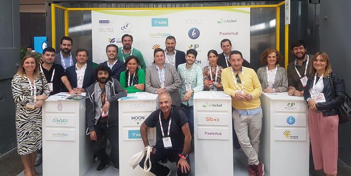 12 empresas asturianas de la mano del CEEI y Asturex presentes en la Feria South Summit