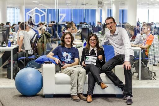 Hiberus, empresa CEEIARAGON, abre nueva línea de videojuegos con Miguel Vallés, que creó Candle desde CEEIARAGON