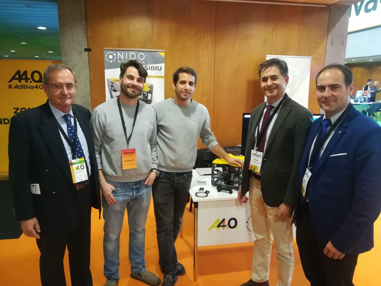 Aditiva 4.0 primer congreso nacional sobre fabricación aditiva
