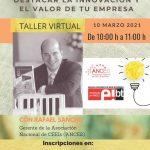 10/03 CEEI GUADALAJARA: Sello EIBT, destaca la innovación y el valor de tu empresa