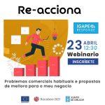 23/04 IGAPE GALICIA: Relanzamiento comercial para tu negocio