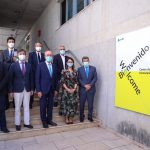 BIC EURONOVA: Visita del alcalde de Málaga al Clúster Ferroviario Railway Innovation Hub