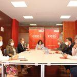 CEEI GUADALAJARA celebra la reunión de su Patronato y mantiene el emprendimiento en la provincia