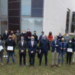 CEEI CASTELLÓN: El Programa Órbita de Aceleración Empresarial, en el podio de Funcas