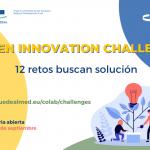 CEEI Valencia lanza Blue Deal, una acción de Open Innovation en busca de soluciones a 12 retos de Energía Azul
